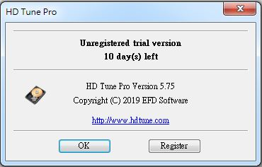 Unregistered trial version(15days)